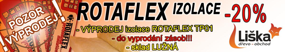 VYPRODEJ slider ROTAFLEX