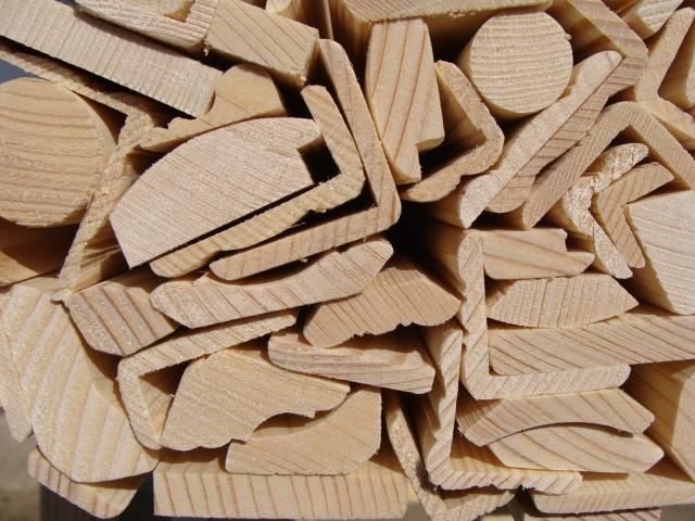 dřevěné lišty pana Lišky